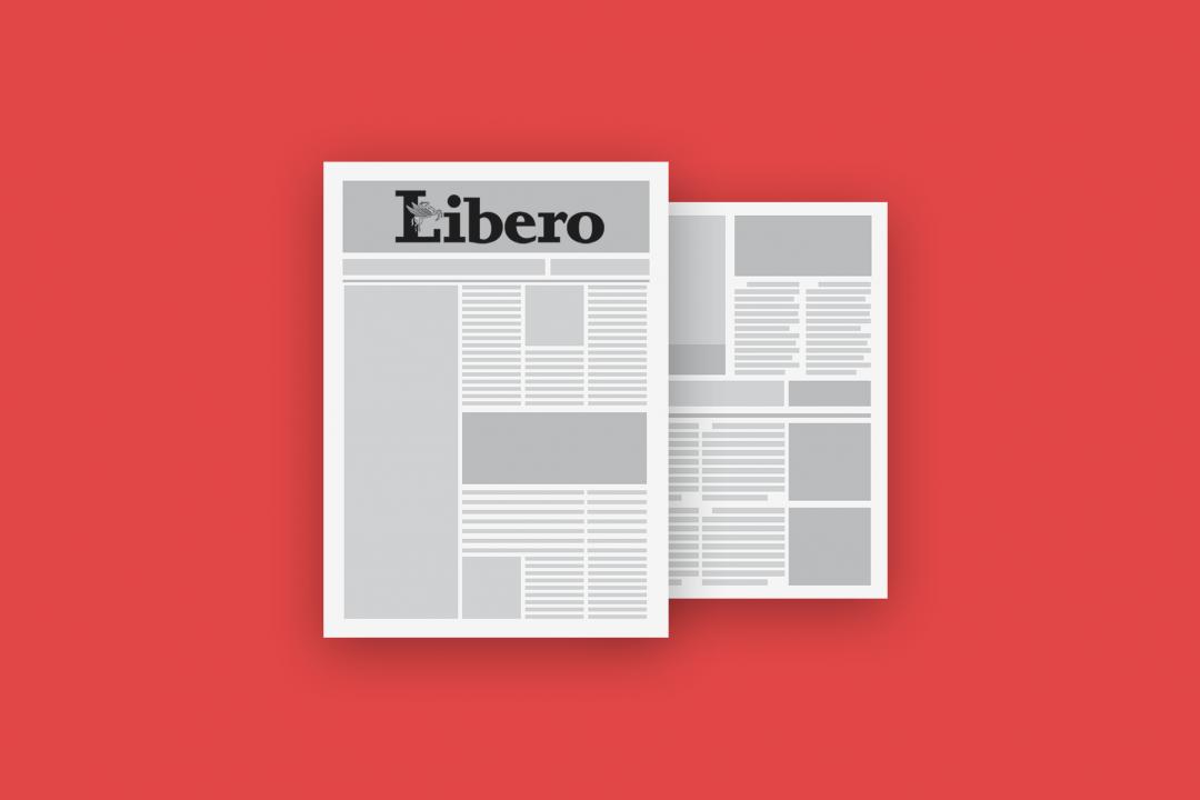 Blog Cover Page Libero